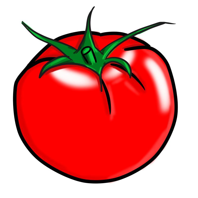 サラダの味をワンランクアップさせるトマトの切り方