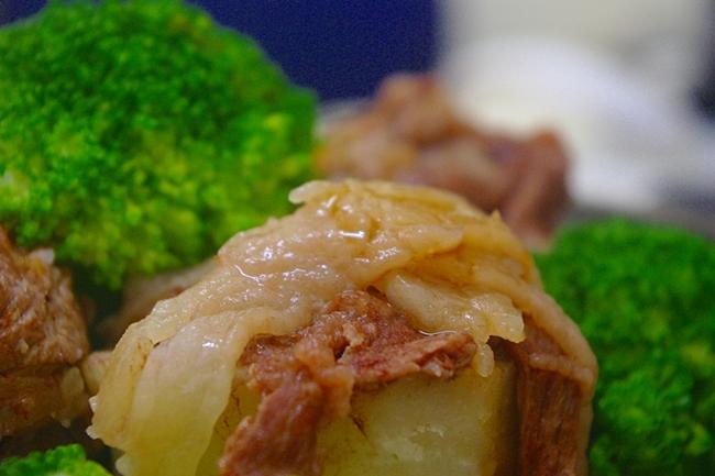 長芋の牛肉巻きの作り方